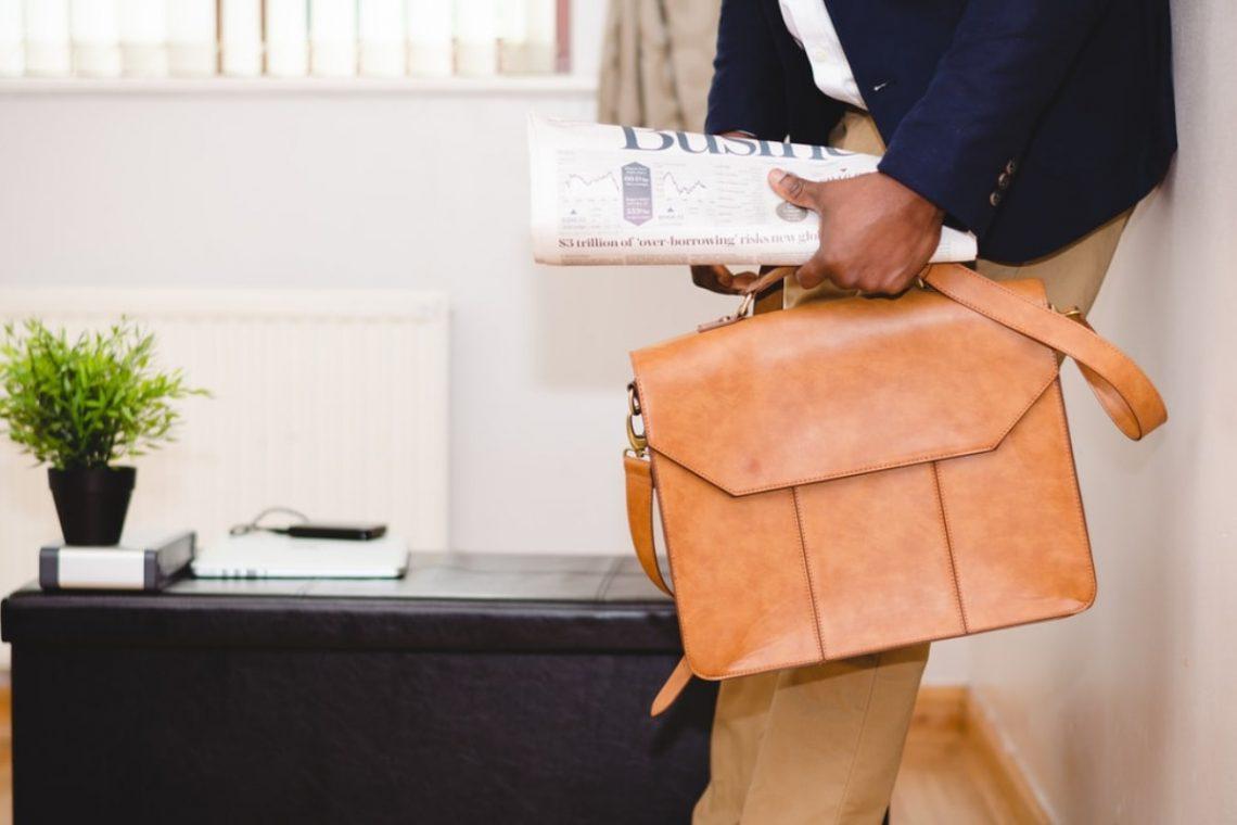 Stilsicher im Business – wie Sie die perfekte Aktentasche finden