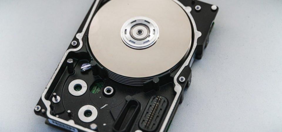 Warum man eine Festplatte besser nicht reparieren sollte