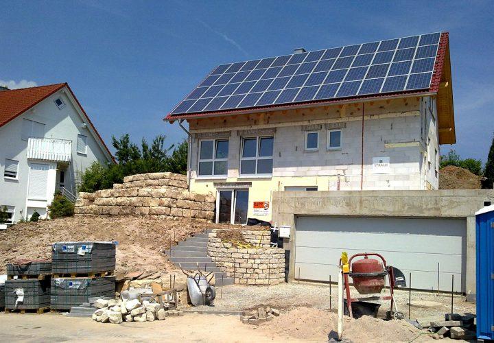 Betonierarbeiten rund um Ihr Haus
