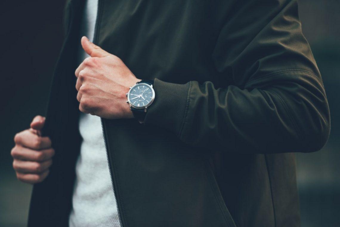 Welche Uhrengröße passt zu welchem Handgelenkumfang?
