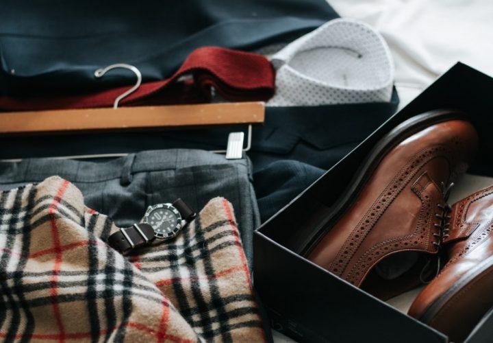 7 Dinge, die jeder modebewusste Mann haben sollte